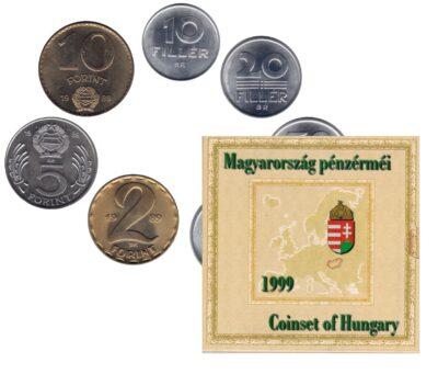 Worldcoins Hungary Sets