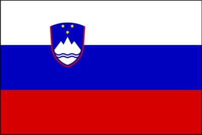 Euromunten Slovenie