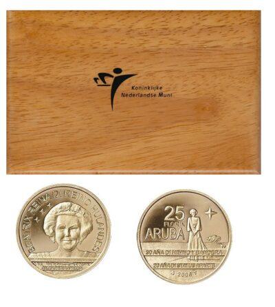 Gold Coins Aruba