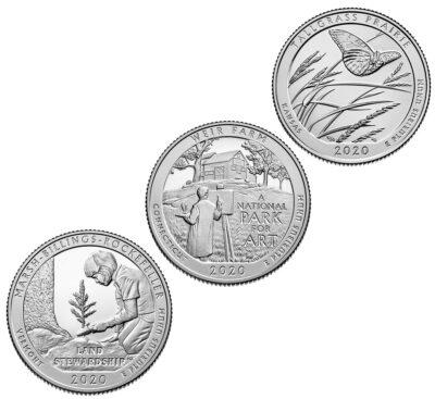 State Quarters 2020-2029