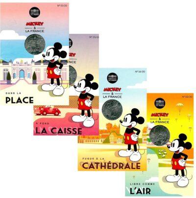 Frankrijk 10 Euro Mickey Mouse