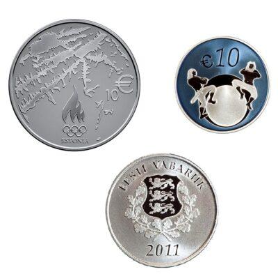 Estland 10 Euro
