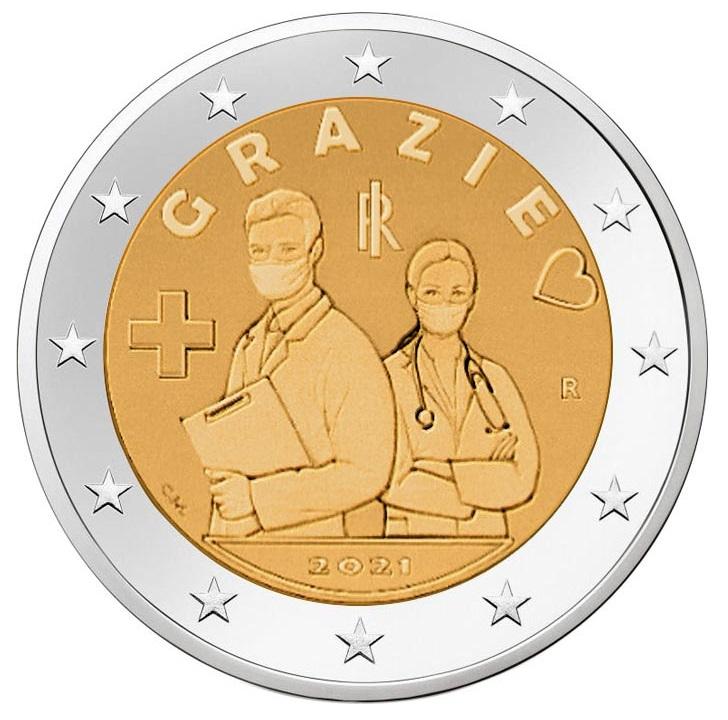 2 Euro 2021 Rheinland Pfalz