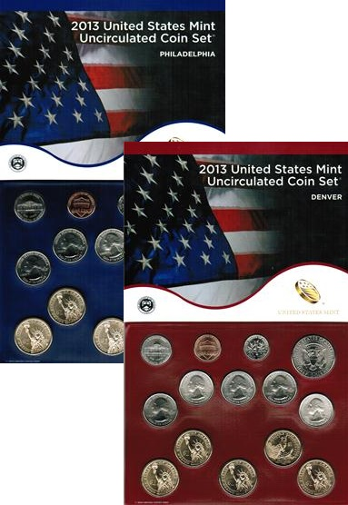 Worldcoins United States of America Sets