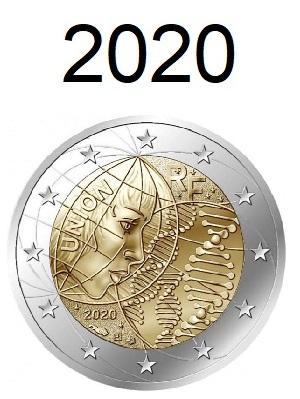 Speciale 2 Euro Munten 2020