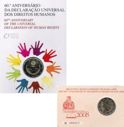 2008 Coincards