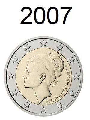 Speciale 2 Euro Munten 2007