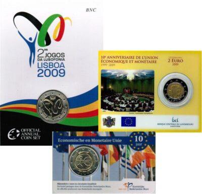 2009 Coincards