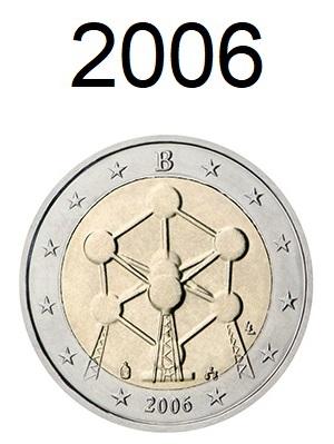 Speciale 2 Euro Munten 2006