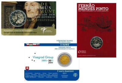 2011 Coincards
