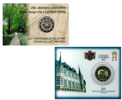 2010 Coincards