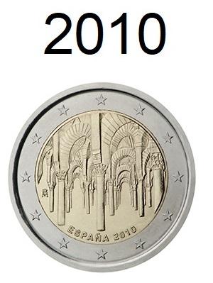 Speciale 2 Euro Munten 2010