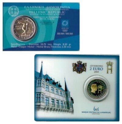 2004 Coincards