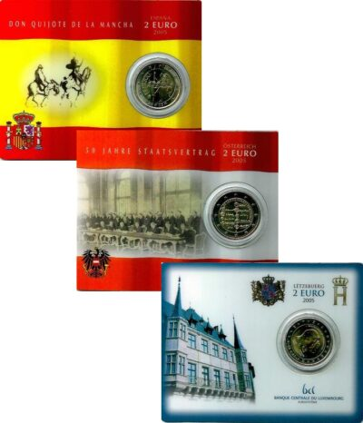 2005 Coincards