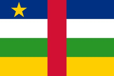 Bankbiljetten Central African Republic