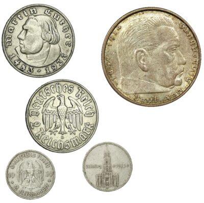 Worldcoins Germany Third Reich 2 Mark