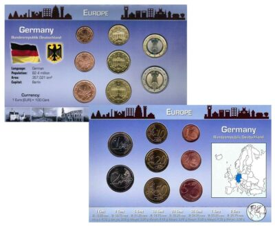 Worldcoins Germany Federal Republic Sets