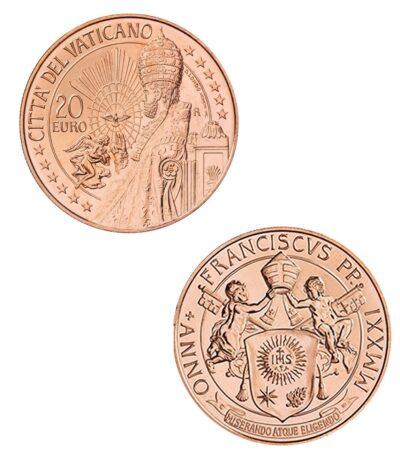 Vaticaan 20 euro